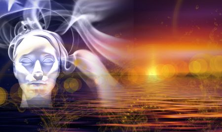 Vadīta tēlu meditācija