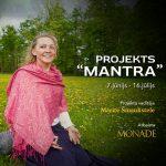"""Projekts """"Mantra"""" – 40 dienu meditācija 07.06-16.07"""
