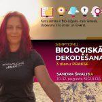 Biodekodēšanas praktiskās nodarbības – 3 dienu retrīts