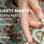 Projekts Mantra 27.septembris